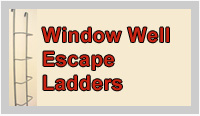 window well ladders